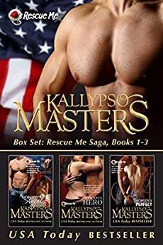 Box Set: Rescue Me Saga, Books 1-3 by [Masters, Kallypso]