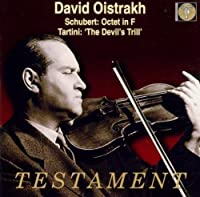Octet / Devil's Trill by SCHUBERT & TARTINI (1998-09-01)