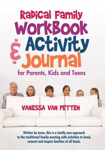 amazon radical family workbook and activity journal for parents