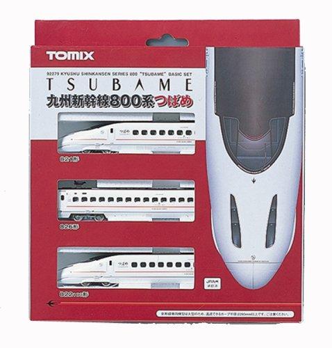 TOMIX Nゲージ  92279  九州新幹線800系つばめ基本3両