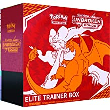 Pokemon TCG: Sun & Moon Unbroken Bonds Elite Trainer Box