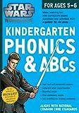 Star Wars Kindergarten Phonics & ABCs, for Ages 5-6 (Star Wars Workbooks)