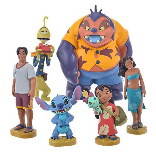 フィギュアセット リロ&スティッチ Lilo&Stitch 15th Anniversary