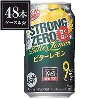 サントリー -196℃ストロング ビターレモン [缶] 350ml x 48本 ≪2ケース≫[ケース販売][チューハイ/缶チューハイ/9度/日本/サントリー]