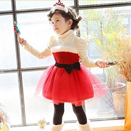 子供 クリスマス ベビー サンタ ドレス サンタクロース 衣...