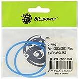 Bitspower DDC/DDCプラス&MCP355/350用 UVリアクティブ Oリング BP-WTP-ODDC-UVBL