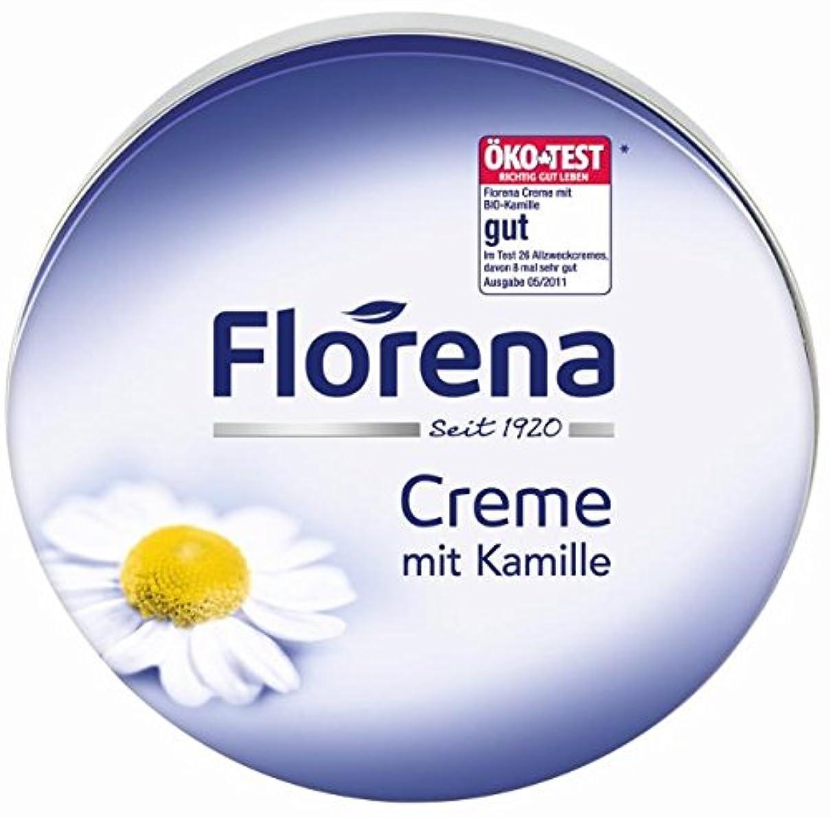 志すインテリア話をするフロレナ フロレナクリーム缶 150ml