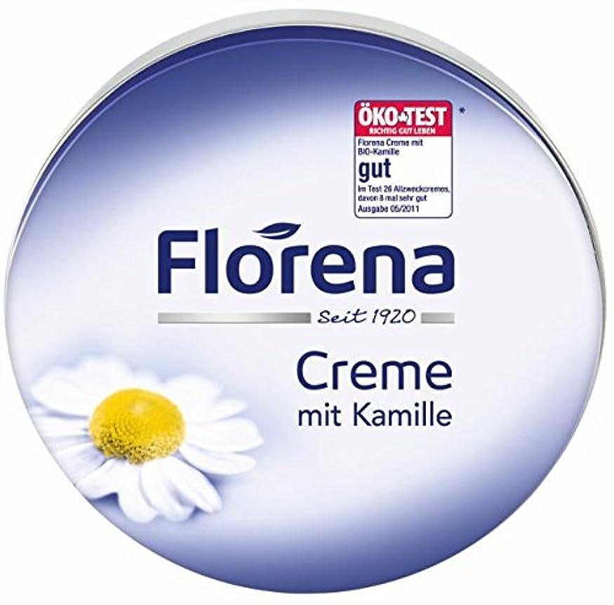 インポート農夫代わりにフロレナ フロレナクリーム缶 150ml