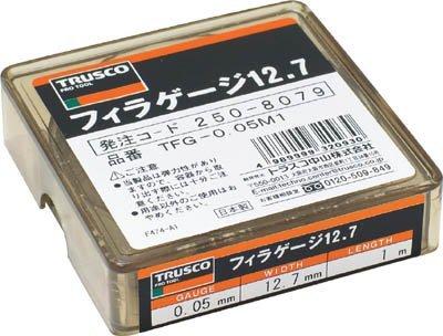 フィラーゲージ 0.03mm厚 12.7mm×1m TFG-0.03M1