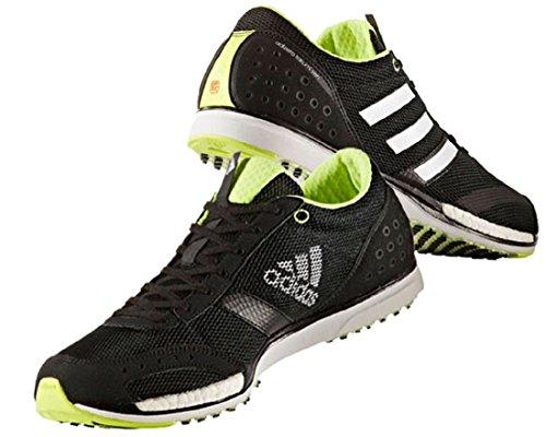 アディダス adidas ランニングシューズ 24.5cm アディゼロ タクミ セン ブースト 3 ADIZERO TAKUMI SEN BOOST 3 国内正規品 CG3053 コアブラック