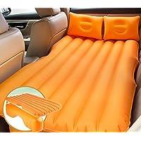 インフレータブルベッド背もたれシートマットレスユニバーサルカークッションキャンプエアベッド子供用