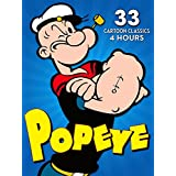 Popeye: 33 Cartoon Classics - 4 Hours
