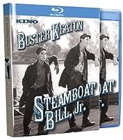 Steamboat Bill Jr: Ultimate Edition [Blu-ray] [Import]