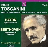 Toscanini Vol. 3 Beethoven