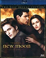 New Moon - The Twilight Saga (Deluxe Edition) (2 Blu-Ray) [Italian Edition]