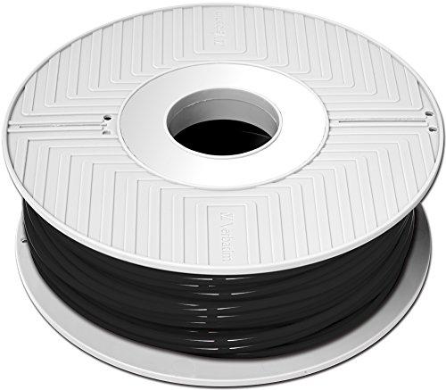 三菱ケミカルメディア Verbatim 3Dプリンター用 フィラメント ABS (ブラック/日本製/1.75mm/内径51mm/1kg)