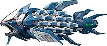 figma ダライアスバースト クロニクルセイバーズ アイアンフォスル ノンスケール ABS&PVC製 塗装済み可動フィギュア