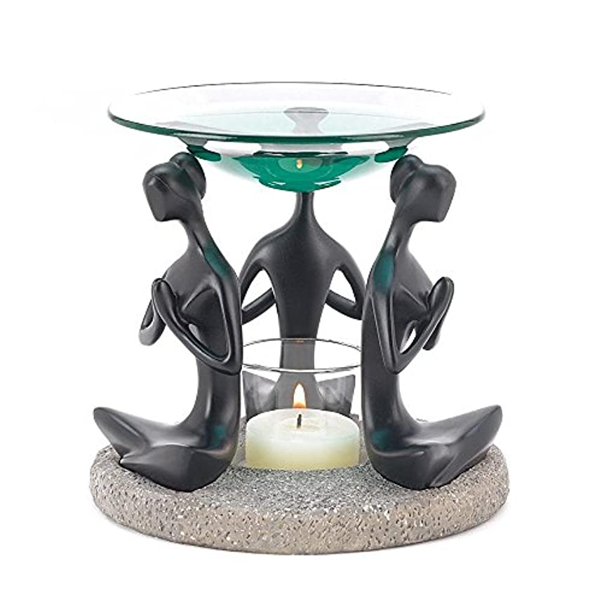 消費する能力五十Gifts & Decor女性の祈りOil Warmer Burner Diffuser Fragrances