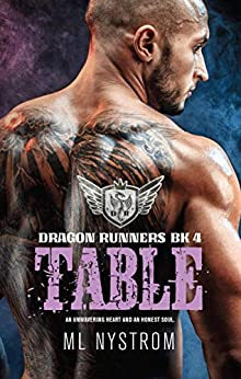 Table: Motorcycle Club Romance (Dragon Runners Book 4) by [Nystrom, ML]