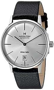[ハミルトン]HAMILTON 腕時計 INTRA-MATIC 38mm(イントラマティック) H38455751 メンズ 【正規輸入品】