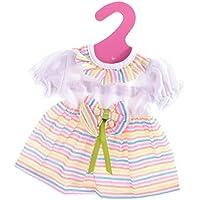 SONONIA  レインボー ストライプ  ワンピース  ドレス  ちょう結び  夏 服  16インチ人形用