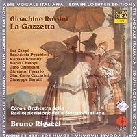 Rossini: La Gazzetta / Bruno Rigacci