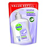Dettol Sensitive Hand Wash, Refill, 225ml