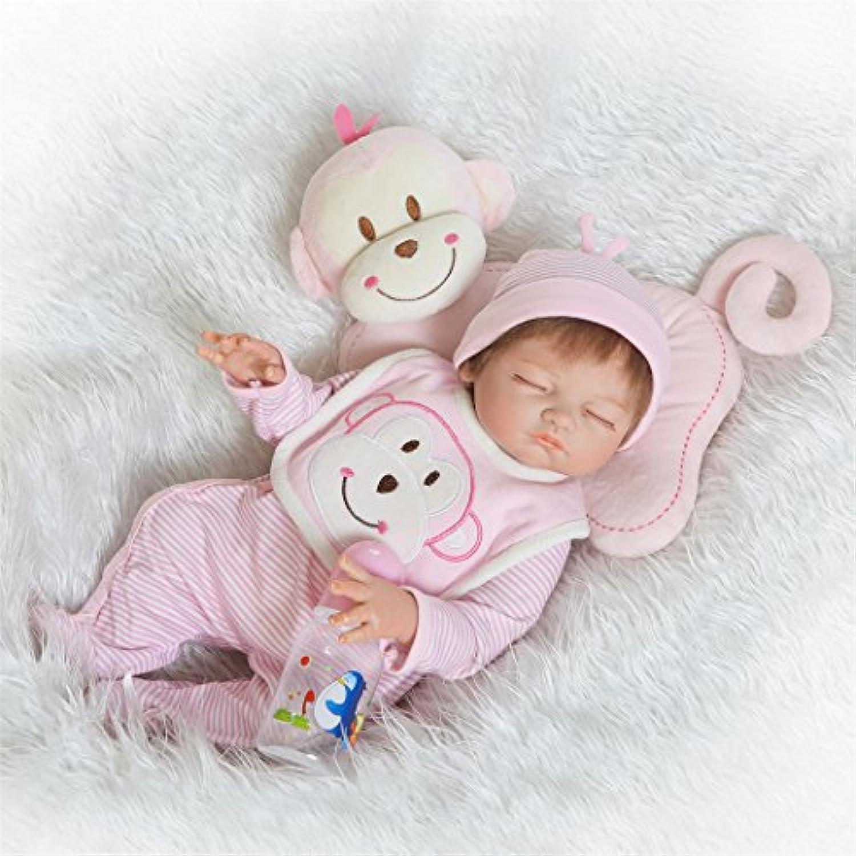 rayish Rebornベビー人形ソフトシリコン20インチ50 cm磁気Lovely LifelikeかわいいLovely Baby