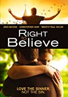 Right To Believe / 英語 / アメリカ [DVD] [IMPORT] [NTSC] [ALL REGION] [AUDIO: ENGLISH]