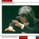 ベートーヴェン:交響曲第5番&7番