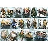 カバヤ 妖怪事典 SP含む全18種類 彩色フィギュア ゲゲゲの鬼太郎「墓場の鬼太郎」水木しげる
