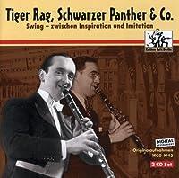 Tiger Rag Schwarzer Panther