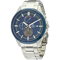 Casio Edifice Blue Racing Chronograph Efv520Rr-2A Watch