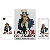 I want you US army poster iPhone 7 PLUS 携帯電話用ケース