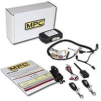 MPC Complete 1ボタンリモート開始for 2011–2014フォードエッジ–W/t-harness配線済みインストールを簡素化する