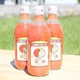 北海道下川町特選とまとジュース「ふるさとの元気」500ml×3本【トマト】