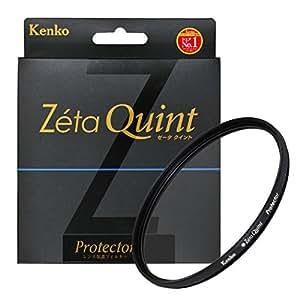 Kenko レンズフィルター Zeta Quint プロテクター 77mm レンズ保護用 117729