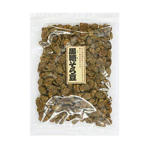 バレンタイン 黒糖そら豆 (業務用500g)