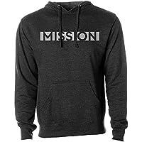 Mission Mens Mission Men's Pullover Fleece Hoodie MISFA17M044-P