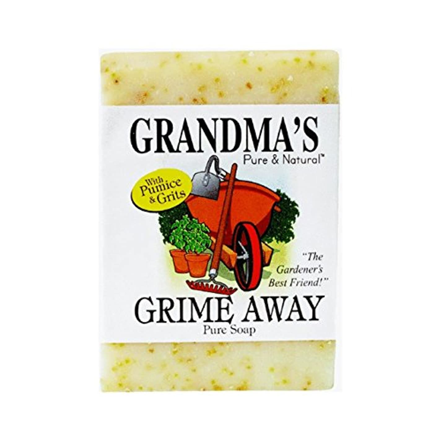 慢な爆風謝るRemwood Prod.62012Gardener Grime Away Bar Soap-GARDENER GRIME AWAY SOAP (並行輸入品)