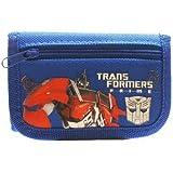 Transformers Blue Tri-Fold Wallet [並行輸入品]