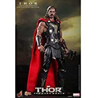 Thor Light Asgardian Armor Dark World 1/6 Scale Hot Toys Exclusive Action Figure by Hot Toys