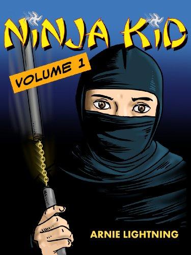 Download Ninja Kid: The First Day of School (English Edition) B00J43XP4M
