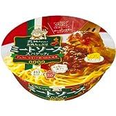 サッポロ一番 デュラムおばさんのミートソーススパゲッティ 143g×12個