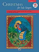 Christmas for Solo Singers for Medium Low Voice