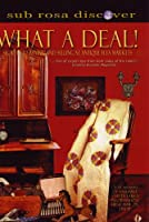What a Deal: Secrets to Buying & Selling at an [DVD] [Import]