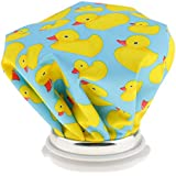 IPOTCH Hot and Cold Ice Bag, Relief Heat Pack Reusable First Aid for Knee Head Injury Muscle Aches Pain Reduce The Swelling - Blue Yellow, 6 Inches