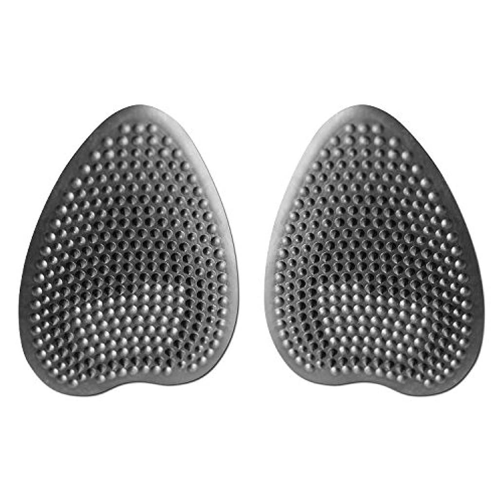 フルーツシンプトン促すヘブンリーカーペット レディース(靴底用クッションパッド) ブラック