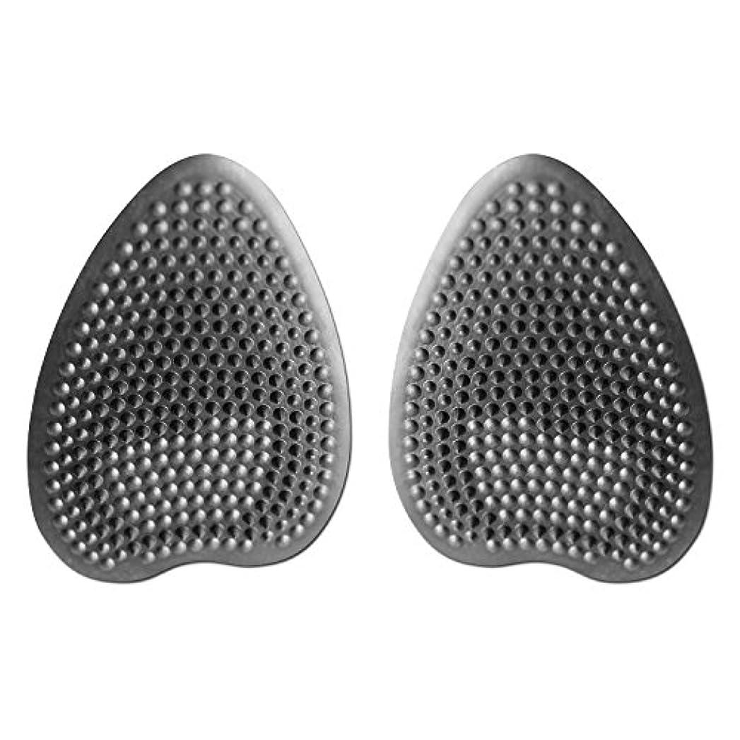 荒涼とした隔離するフィッティングヘブンリーカーペット レディース(靴底用クッションパッド) ブラック