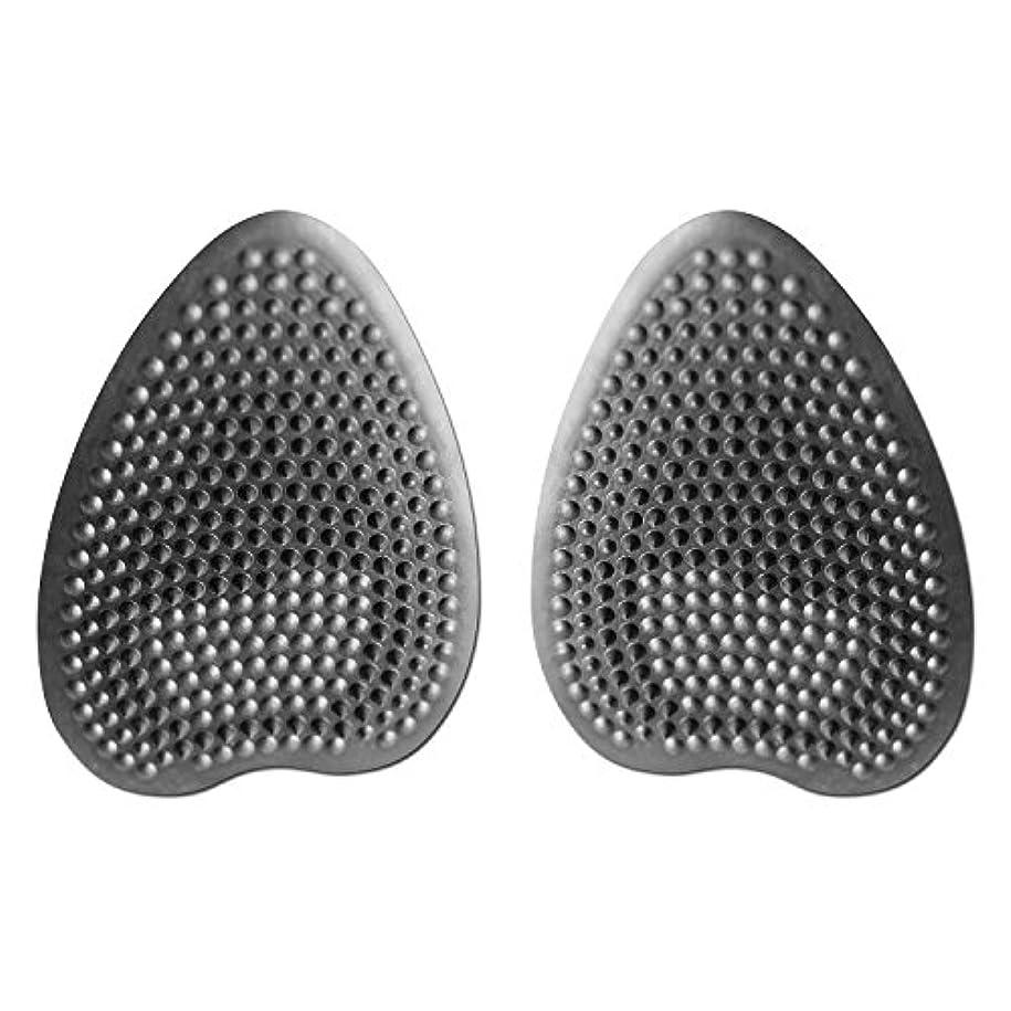 真面目なポテトマーチャンダイザーヘブンリーカーペット レディース(靴底用クッションパッド) ブラック